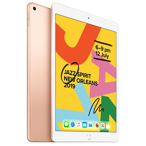 Apple iPad 10.2″ – (2019) – Gen 7 – Wifi – 32GB -Gold-MW762