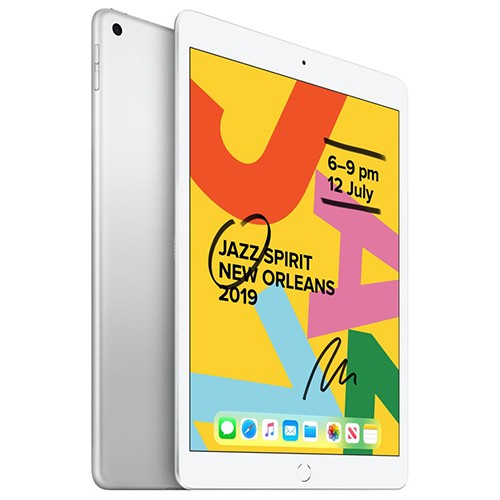 Apple iPad 10.2″ – (2019) – Gen 7 – Wifi – 32GB -Silver-MW752