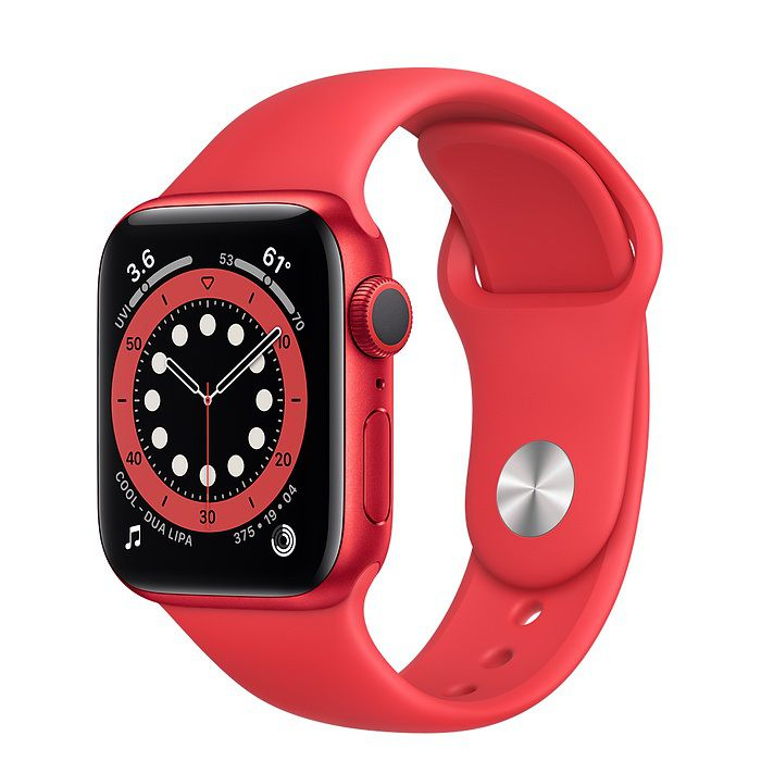 Apple Watch Series 6 40mm M00A3 – Nhôm Red (GPS)