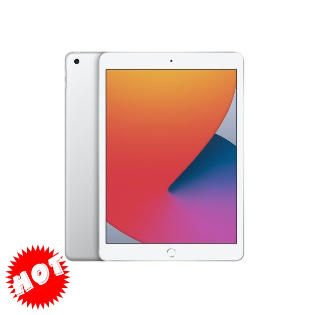 Apple iPad 10.2″ – (2020) – Gen 8 – MYLA2 – 32GB Wifi – Silver