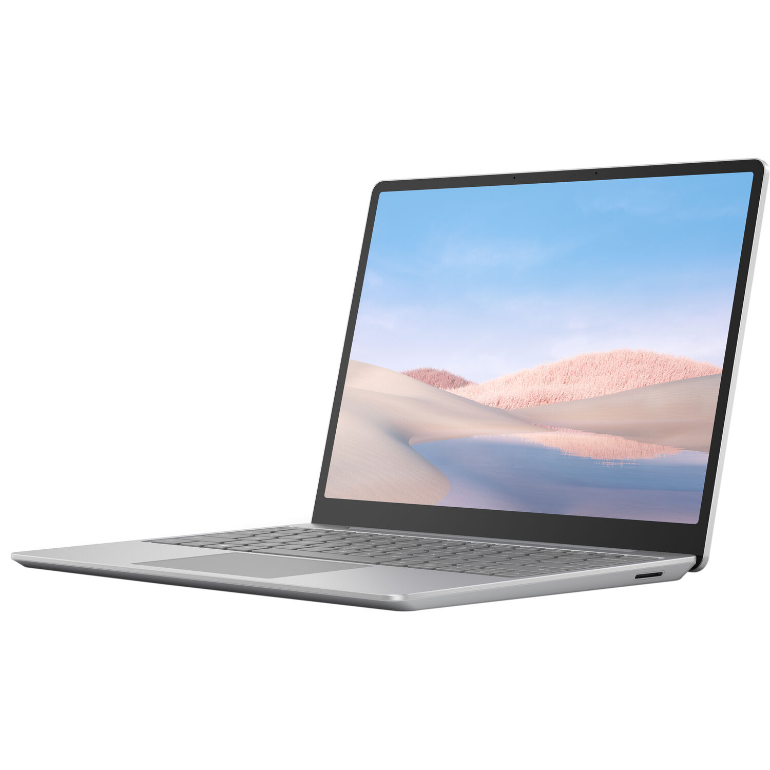 Surface Laptop Go 12.4″ i5 / 8Gb / 128Gb SSD Platinum (THH-00001)